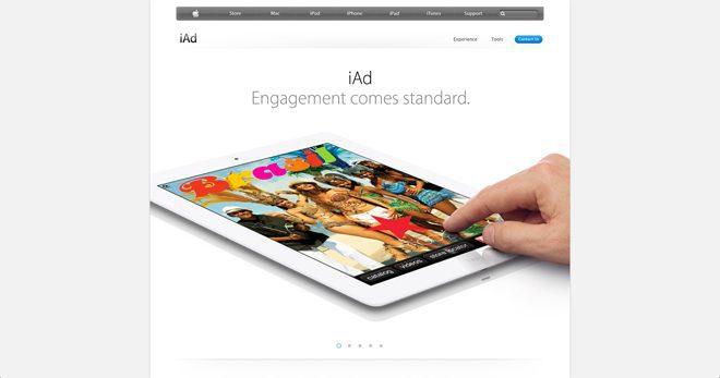 iAd mobile ad network