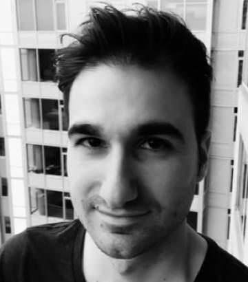 Jordan Gurrieri, Co-Founder & COO
