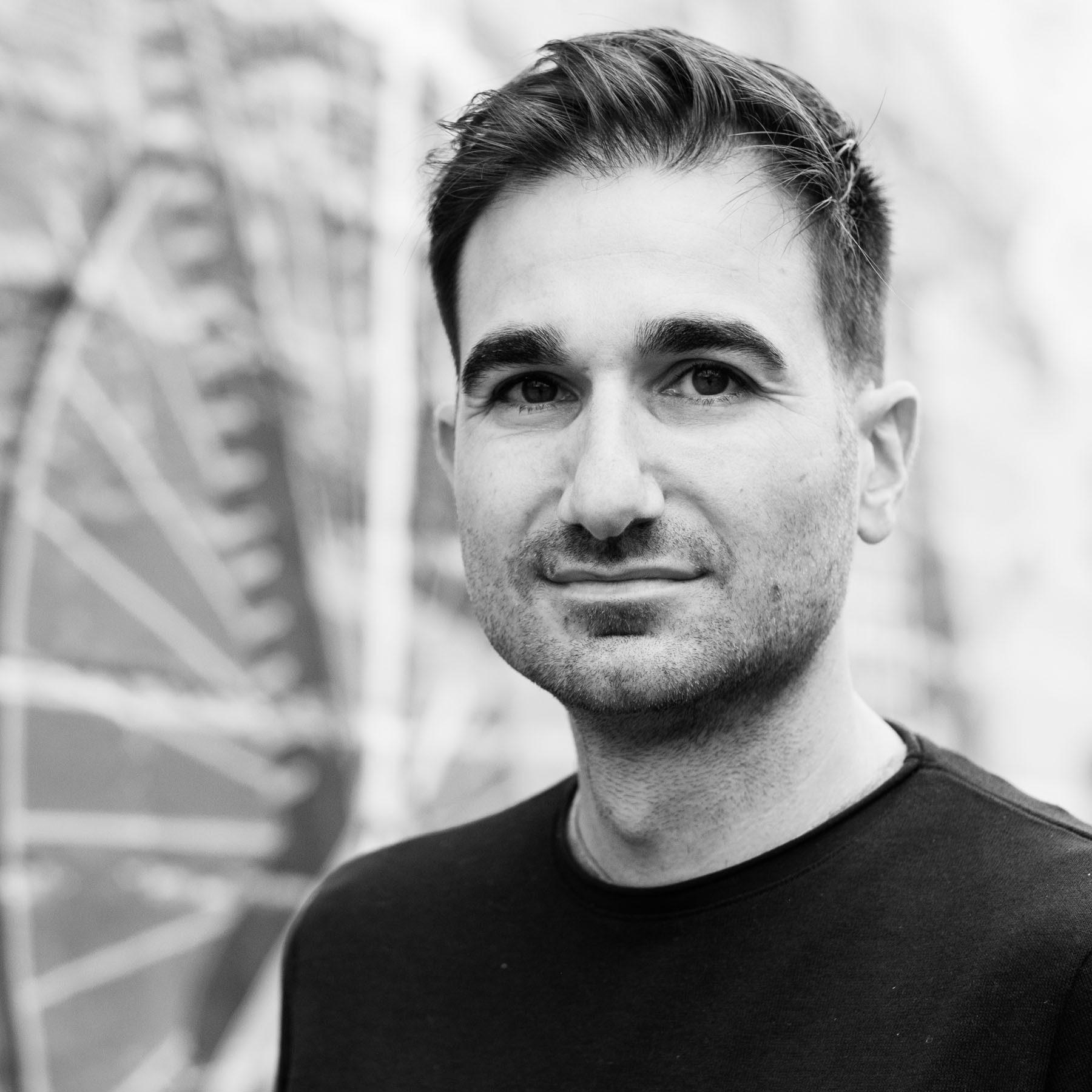 Jordan Gurrieri of Blue Label Labs