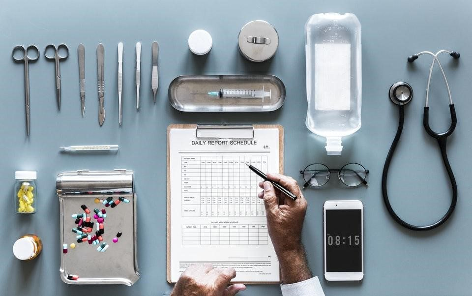 Defining Your Mobile Healthcare Application Needs