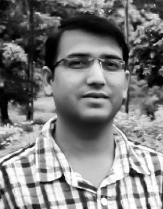 Rajendra Padhiyar, Lead Developer