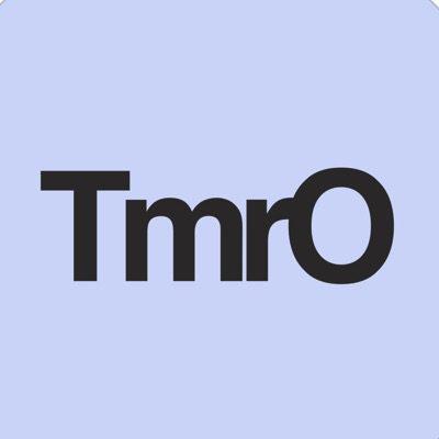 TmrO App Logo by Blue Label Labs